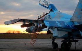 Внаслідок катастрофи Су-27 на Вінниччині загинуло два пілоти