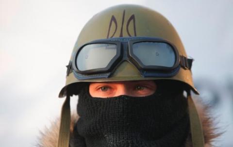 Вооруженные люди ворвались на заседание Рады в Василькове (1)