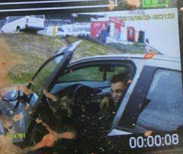 В Дніпрі вбито поліцейського: з'явилися фото злочинця (1)