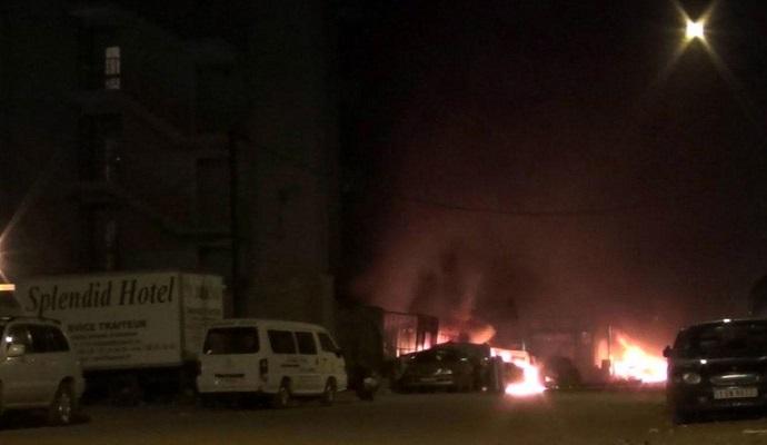 Десятки убитых в результате нападения Аль-Каиды на отель в Буркина-Фасо