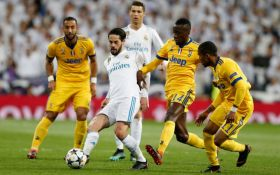 Матч Реал-Ювентус: результати і видовищне відео голів