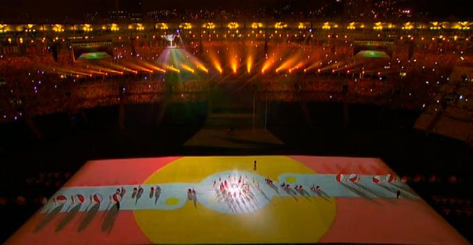 Церемония открытия Паралимпиады-2016: фото и видео из Рио (76)