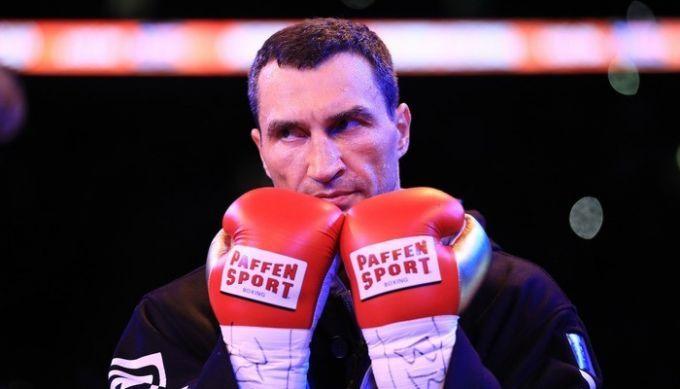 Владимир Кличко: «У бойца ММА мало шансов в боксерском поединке»