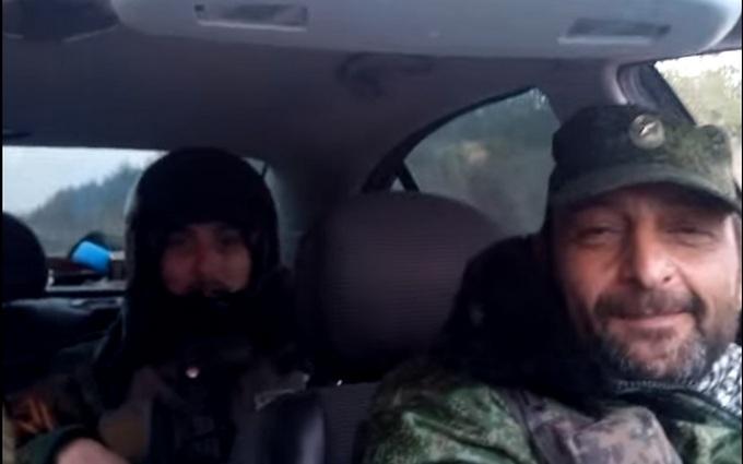 Боевики ДНР похвастались своей иномаркой: опубликовано видео