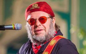 У Росії потрапив в реанімацію відомий рок-музикант, який підтримує Україну