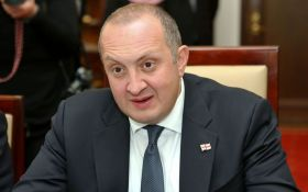 Не потрібно боятися називати речі своїми іменами: президент Грузії висунув гучні звинувачення Росії