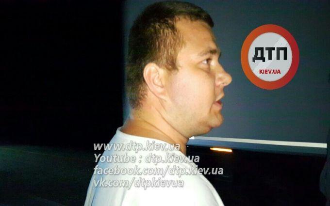 У Києві за кермом знову зловили п'яного поліцейського: з'явилися подробиці і фото