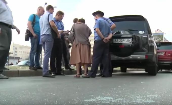 Стрілянина в Києві: з'явилося відео з місця подій і нові подробиці