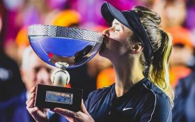 Свитолина триумфально выиграла престижный турнир - зрелищное видео