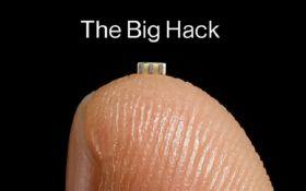 Китайская разведка устанавливала шпионские чипы в оборудование Apple и Amazon