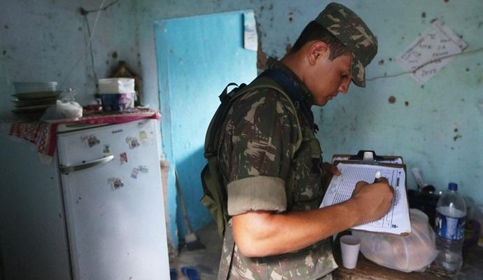 Для борьбы с комарами бразильские чиновники получили доступ ко всем зданиям