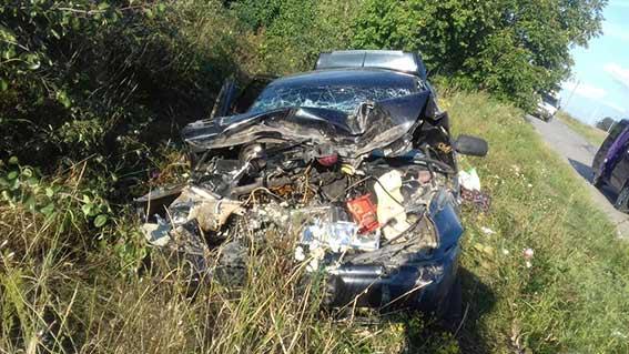 Масштабна аварія сталася у Вінницькій області, багато постраждалих: з'явилися фото (1)