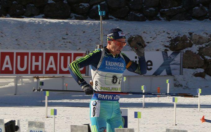 Норвежские биатлонисты выиграли эстафету наКубке мира вРупольдинге