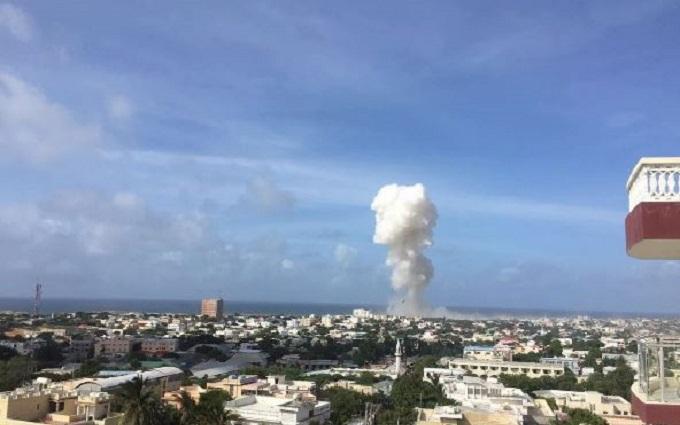 У Сомалі смертник атакував базу миротворців, є загиблі: з'явилися фото