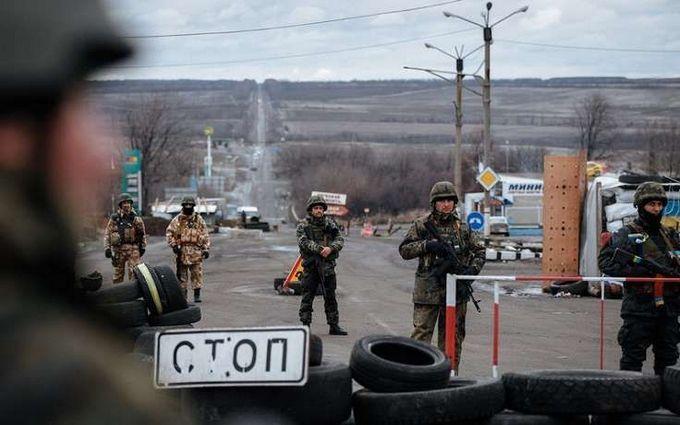 Радикалы сообщили орасширении блокады ДНР иЛНР— Донбасс