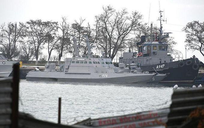Выпустили более тысячи снарядов: важные детали нападения России на корабли Украины в Керченском проливе