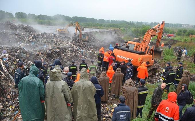 Трагедія на львівському звалищі: з'явилися нові дані щодо загиблих