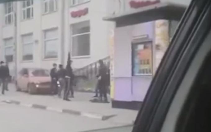 В Росії влаштували масову бійку зі стріляниною: опубліковані відео