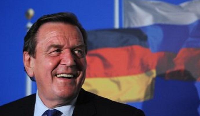 Герхард Шредер считает абсурдом продление санкций против РФ