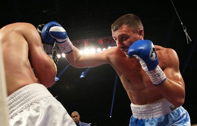 Український боксер побив американця в Лас-Вегасі: опубліковано відео бою