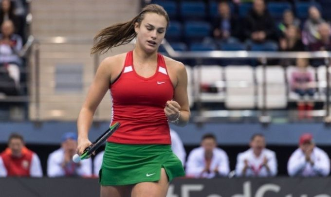 Тяньцзинь (WTA). Соболенко, Пэн и Шарапова — в полуфинале