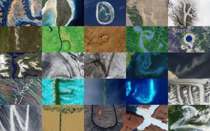 Алфавіт з космосу (26 фото)