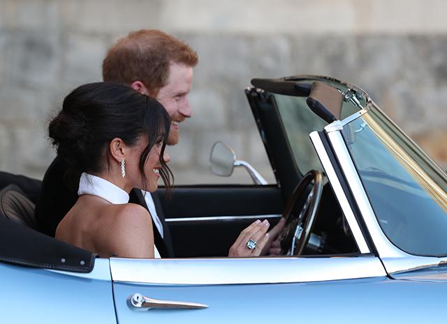 Королівське весілля: стало відомо, що принц Гаррі подарував Меган Маркл (2)