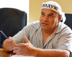 В Киеве шахтер пытался сжечь себя: появились фото и видео