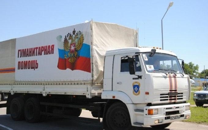 """Украина сделала жесткое заявление по новому """"гумконвою"""" Путина"""