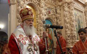 Патріарх Філарет: люди десятками тисяч переходять з Московського патріархату в Київський