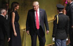 Платье с подтекстом: наряд Мелании Трамп на Генассамблее ООН вызвал спор в соцсетях