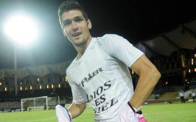В Южной Америке голкипер забил сумасшедший гол: появилось видео