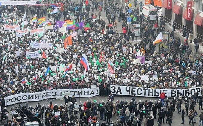 Люди скоро выйдут на улицы: В России дали прогноз для Путина