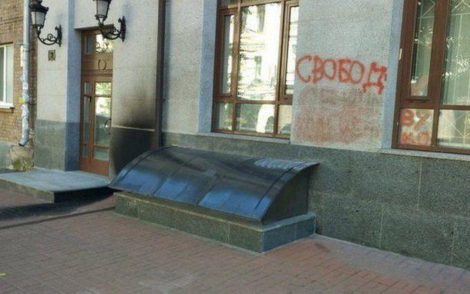 РосЗМІ збудилися через таємничий інцидент в Києві: з'явилися фото
