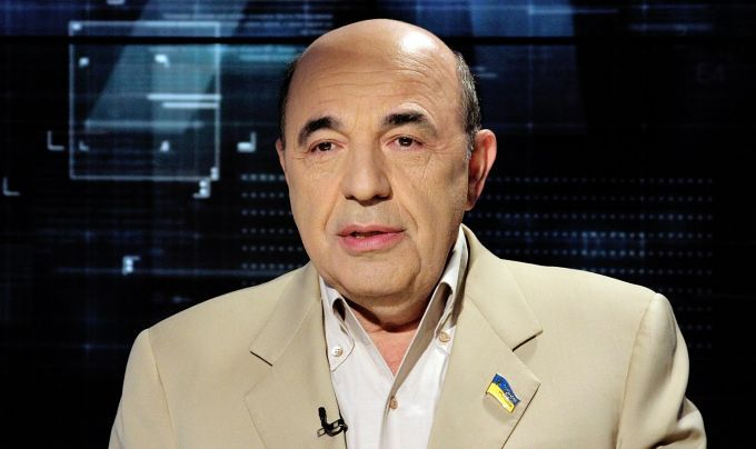 Вадим Рабинович: после досрочных выборов мы начнем стоить богатую Украину с богатыми гражданами