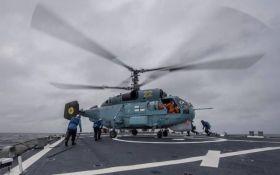 В Черном море прошли совместные тренировки морской авиации ВМС Украины и США: появились фото