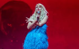 """Лобода шокировала провокационным клипом на песню """"SuperSTAR"""""""