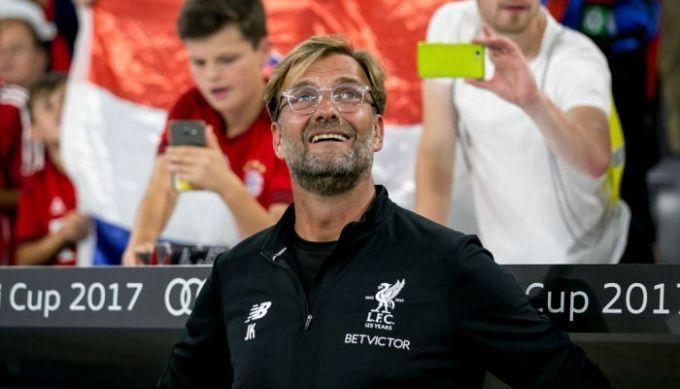 «Ливерпуль» будет сражаться зачемпионство,— Клопп