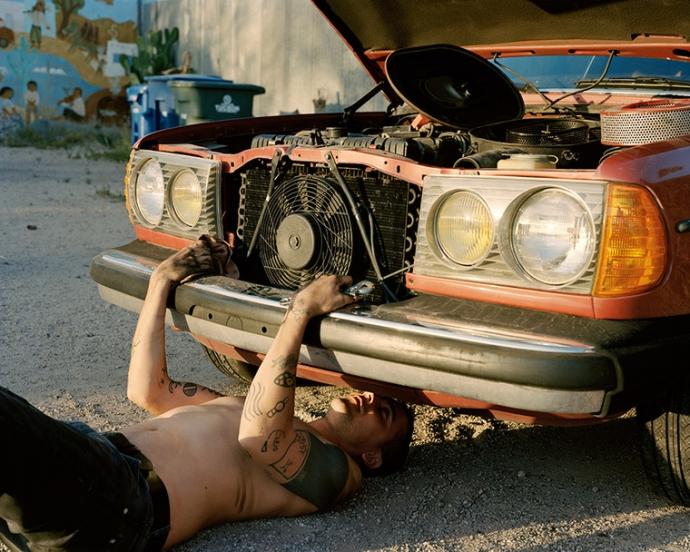В Париже покажут автомобильную эволюцию в фотографиях (1)