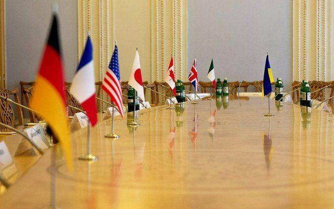"""""""Большая семерка"""" готова ужесточить давление на Россию"""