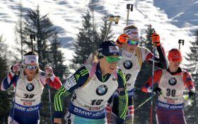 Кубок мира по биатлону: все результаты седьмого этапа