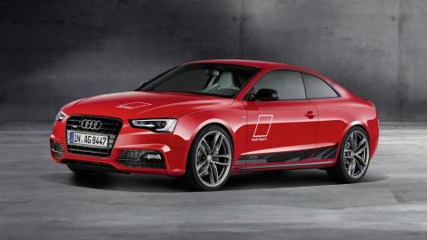 Компанія Audi присвятила спецверсію купе A5 чемпіонату DTM (6 фото)