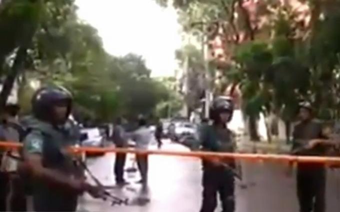 Захоплення заручників в Бангладеш: з'явилися нові подробиці поліцейського штурму