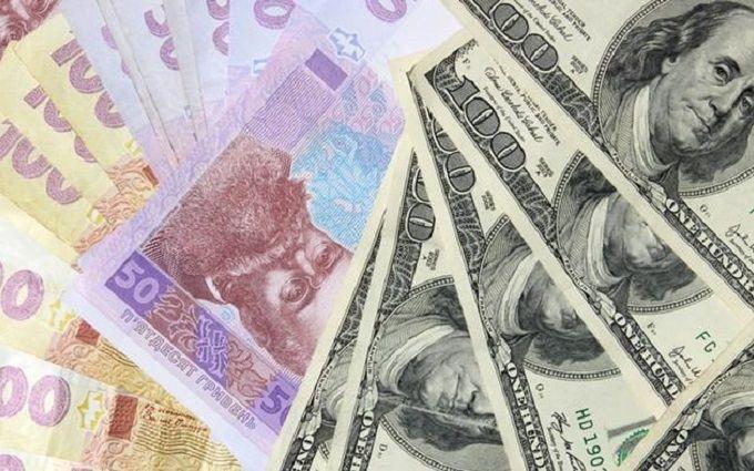 Курси валют в Україні на понеділок, 25 вересня