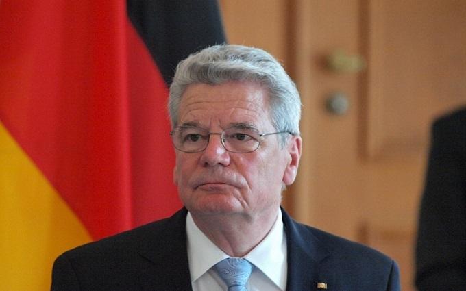 На президента Німеччини напали: стали відомі подробиці