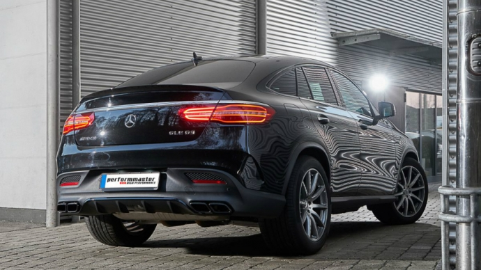 Мастера PerformMaster представили 702-сильный Mercedes-Benz GLE Coupe (1)