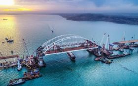 В МинВОТ сообщили о новой проблеме с Крымским мостом