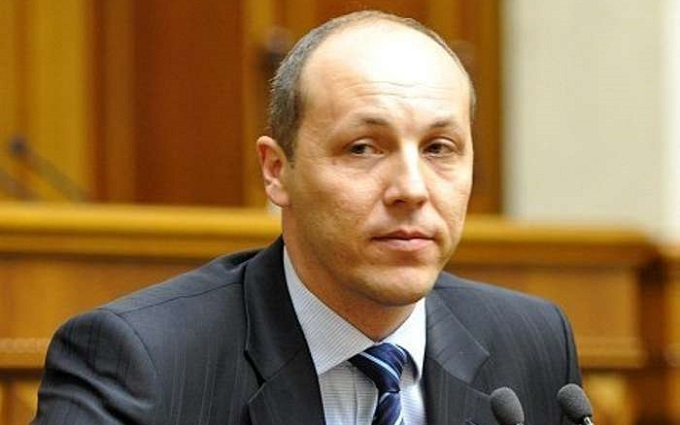 Парубій зробив заяву щодо законопроекту про вибори на Донбасі