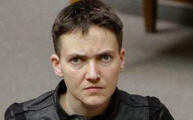Поездка Савченко на Донбасс: появилась очень скандальная деталь