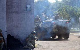 На Донбассе продолжаются ожесточенные бои - боевики понесли значительные потери